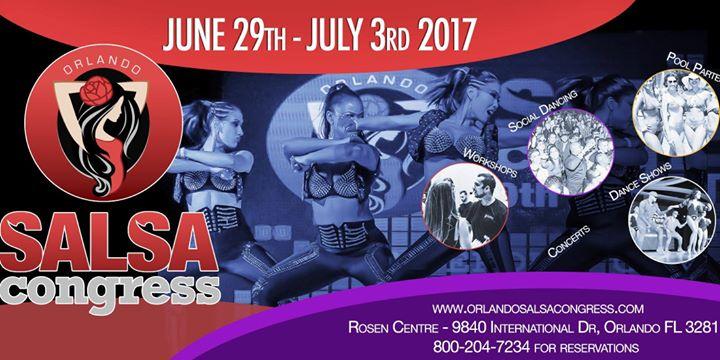 Orlando Salsa Congress 2017