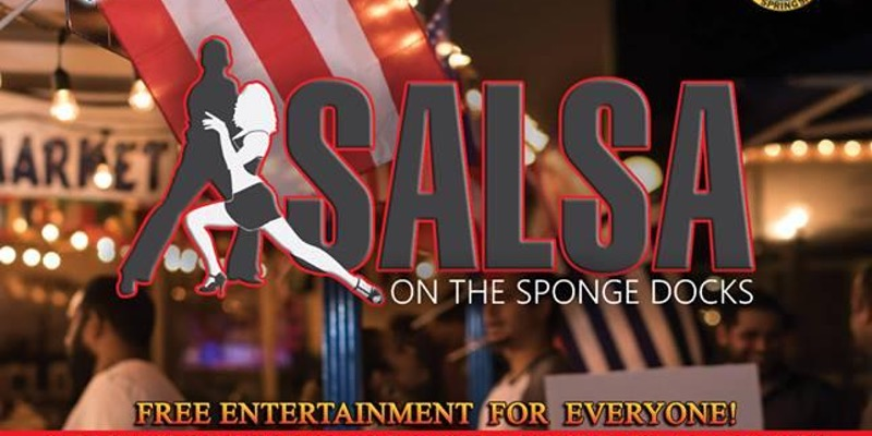 Salsa On The Sponge Docks